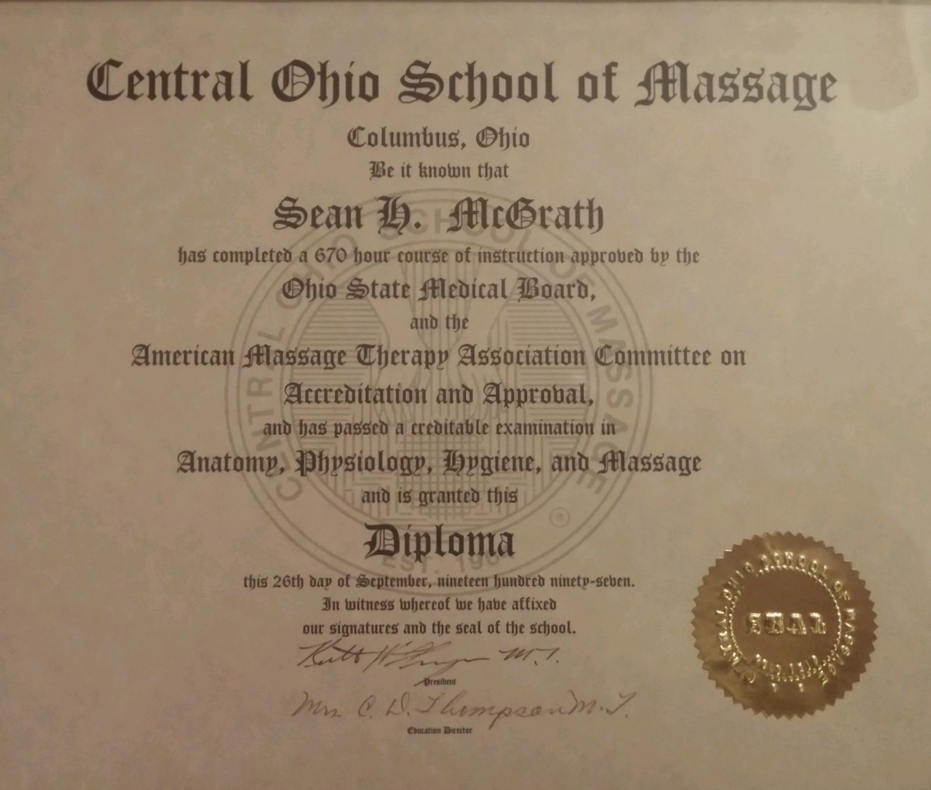 Treating Auto-Immune Disorders - Sean`s Massage